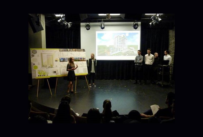 Des projets synth ses inspirants coll ge montmorency for College montmorency piscine