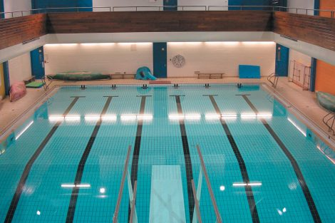 Coll ge montmorency pour une formation votre niveau for College montmorency piscine