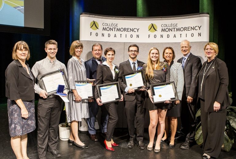 Gala du m rite et de l excellence coll ge montmorency for College montmorency piscine