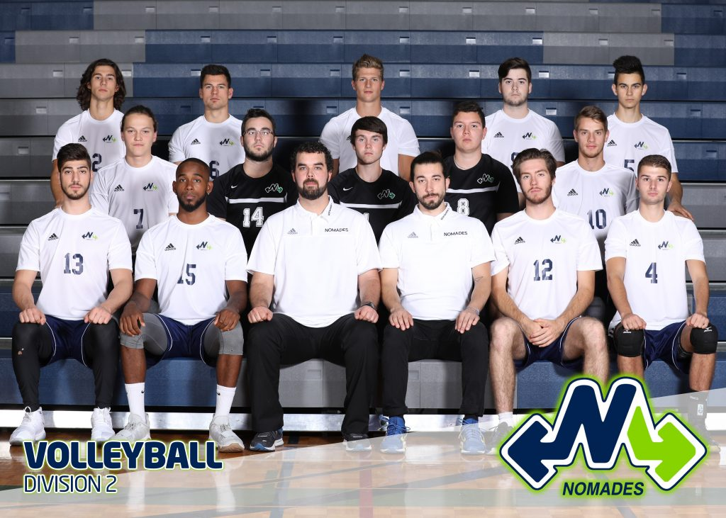 Volleyball masculin coll ge montmorency for College montmorency piscine