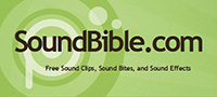 SoundBible, sons gratuits