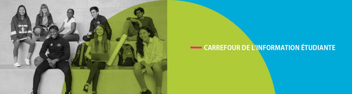 Carrefour de l'information étudiante